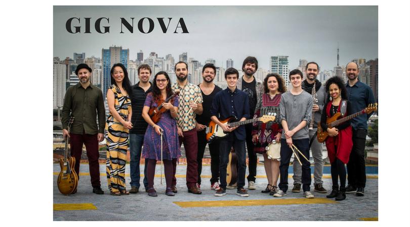 Gig Nova > 3a Edição @ Tupi or Not Tupi – 24.11.17