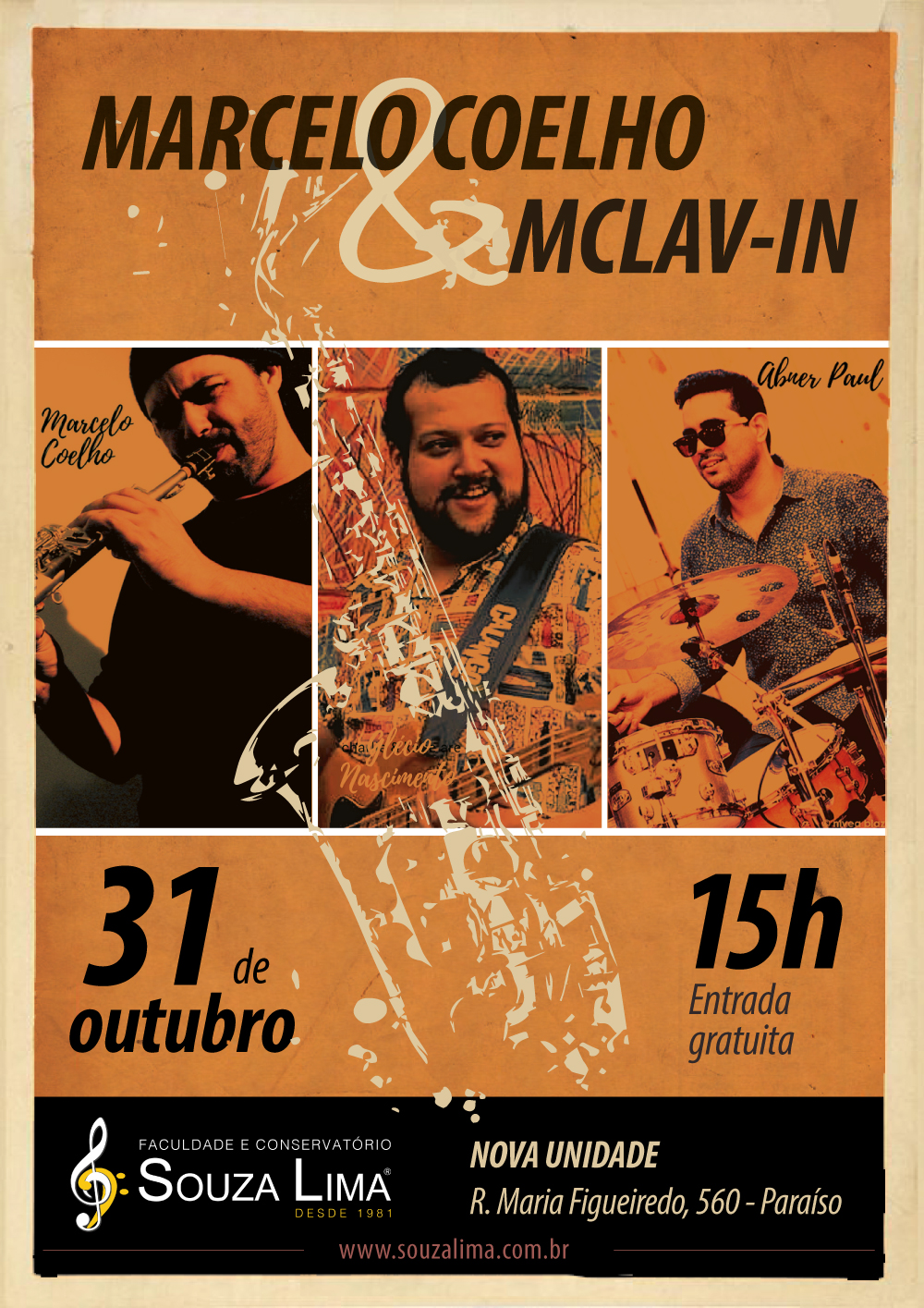 MC & McLAV.In @ SL Music Hall – 31.10.17